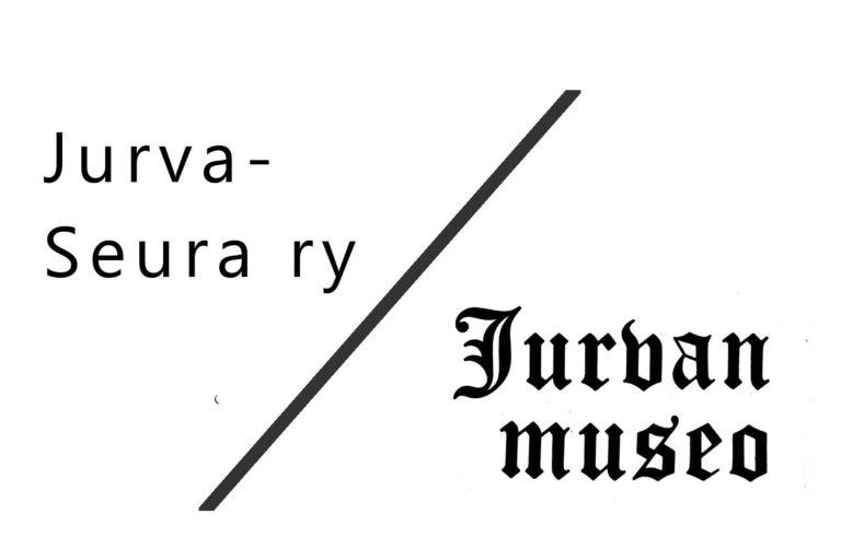 Jurvan museon logo.