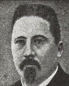 Mustavalkoisessa muotokuvassa runoilija Simo Korpela.