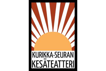 Kurikka-Seuran kesäteatterin logo.